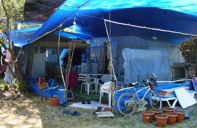 karavan-kamp