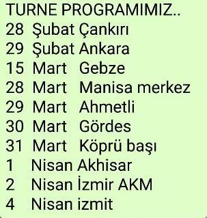 turne-programi