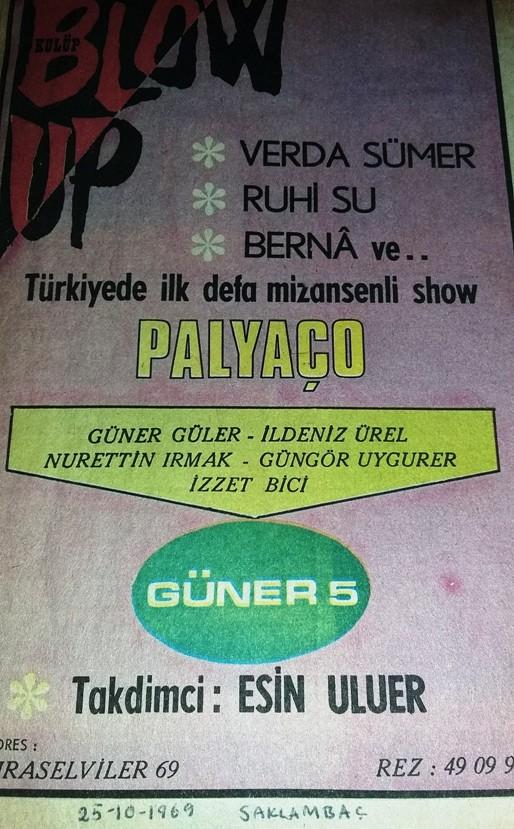 palyaco-show