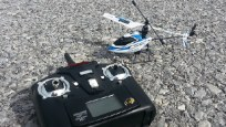 Uzaktan Kumandalı RC Model Helikopter Uçurmak