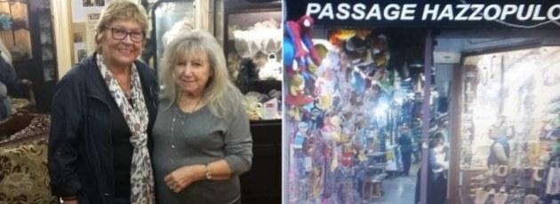 Katia Kiracı ve Hazzopulo Pasajı