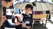 Siirt'te, Omuzda Taşınan Şemsiye Projesi