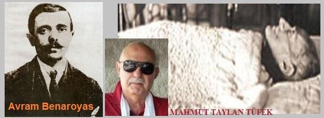 Benaroyas; Atatürk'ü biz zehirledik