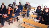 Türdü'de Ana Sınıfı Velilerine Farkındalık Eğitimi